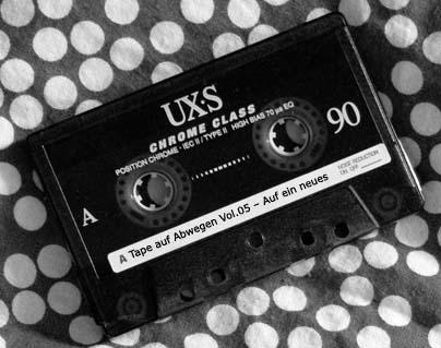 <strong>Tape auf Abwegen:</strong> Vol. 05 - Auf ein neues...