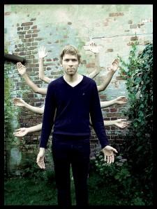 """""""Psst!"""" - Fredrik mit neuem Album auf Tour"""