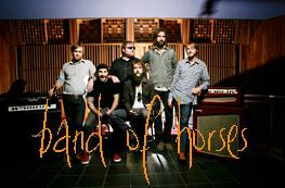 AUFTOUREN präsentiert: Band Of Horses live!