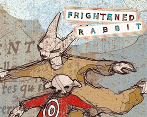 Kartenverlosung: Frightened Rabbit