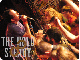 AUFTOUREN präsentiert: The Hold Steady live!