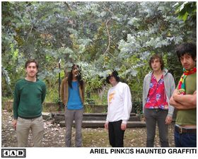 Kartenverlosung: Ariel Pink's Haunted Graffiti