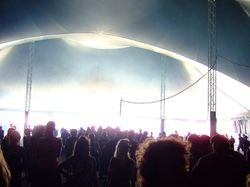 Das Tanzfestival: Dour 2010 (Teil 1)