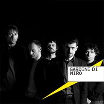 AUFTOUREN präsentiert: Giardini di Mirò