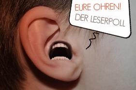 Eure Ohren! Der Leser-Poll 2010 mit großer Verlosung - Noch 7 Tage!