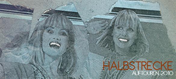 AUFTOUREN: Halbstrecke - 2010 in EPs