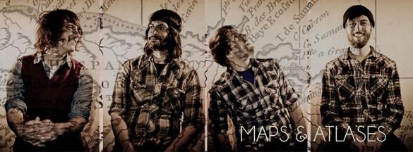 AUFTOUREN präsentiert: Maps & Atlases live