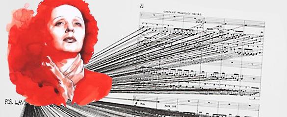 "Der Liedschatten (08): Edith Piaf/Dalida: ""Milord"""