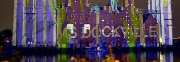 Dockville 2011: Schlamm, Musik und Kunst