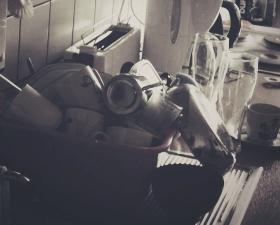 Reib (I): Rückgratsgedanken & die Pleite mit der Flasche