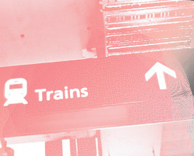 Reib (V): I Often Dream Of Trains