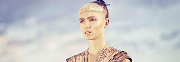 Grimes: Visionen vom Abgrund