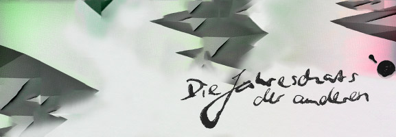 Alben 2012 - Die Listen der anderen