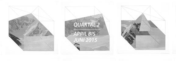 Quartalsrückblick 2015 (II): Die Redaktions-Favoriten von April bis Juni