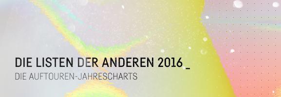 AUFTOUREN 2016 - Die Listen der anderen