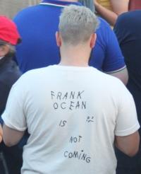 Kein Frank Ocean