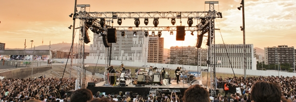 Primavera Sound 2017: I'm walking on concrete