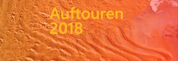 AUFTOUREN 2018 – Die Einzellisten der Redaktion