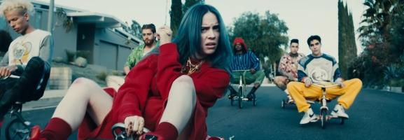Musik ins Auge – Der Musikvideo-Roundup (April I)