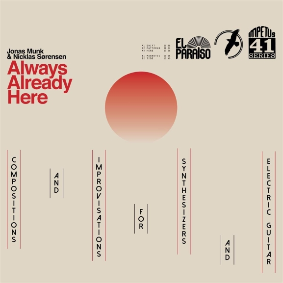 Jonas Munk & Nicklas Sørensen - Always Already Here
